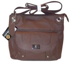 Roma Leather Gun Bags Premium Fully Lined Shoulder Bag