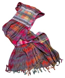 Missoni inspired scarf Scarf