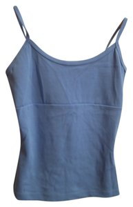 Bebe Cami Top blue
