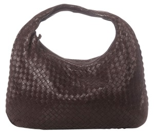 Bottega Veneta Bv.k0119.04 Brown Medium Hobo Bag