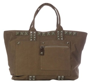 Marc Jacobs Mj.k0118.06 Green Beach Tote