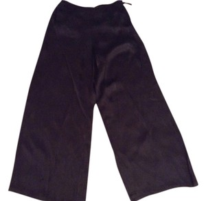 Cerruti 1881 Wide Leg Pants Black