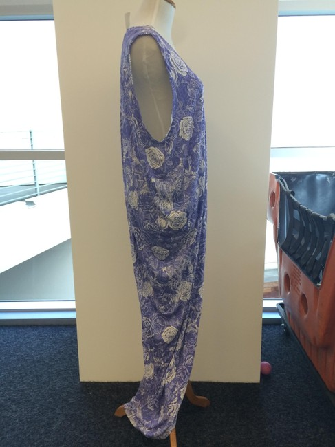 Purple and white Maxi Dress by Thakoon Floral