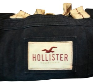 Hollister Blue Travel Bag