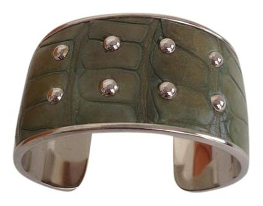 Tod's Tod's Leather Cuff Bracelet