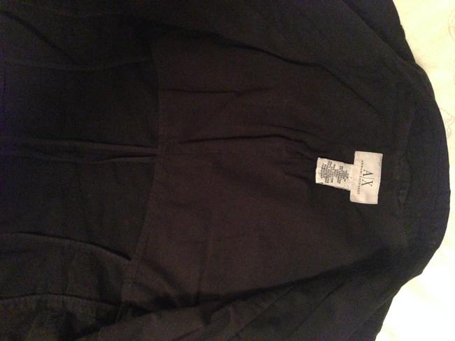 A/X Armani Exchange Black Blazer