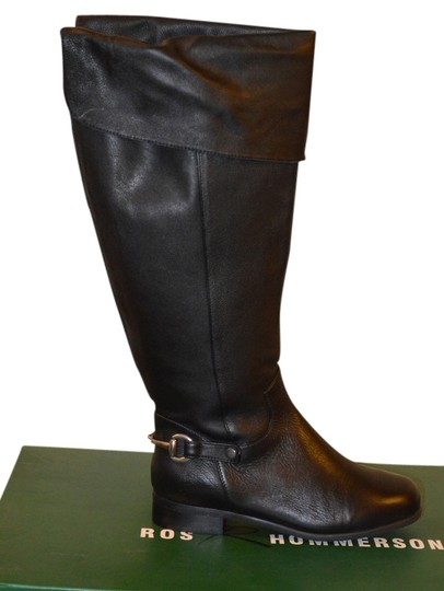 Ros Hommerson Black Boots