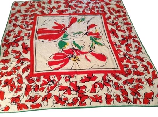 Preload https://item2.tradesy.com/images/jean-louis-scherrer-black-red-white-and-green-giant-sarong-silk-scarfwrap-1269521-0-0.jpg?width=440&height=440