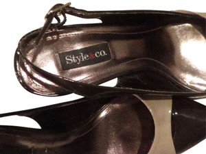 Style & Co Brown and beige Pumps