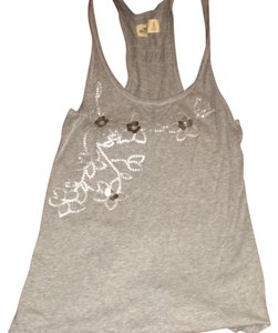 Hollister Top Gray