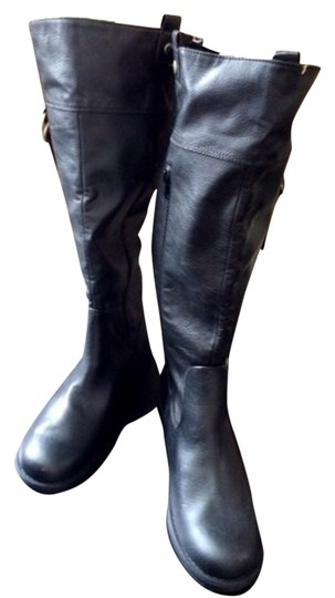 Old Navy Black Boots