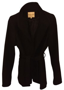 Reiss Short Pea Coat