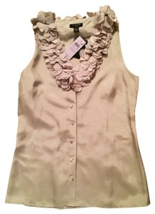 Ann Taylor Top Taupe