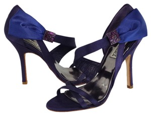 Badgley Mischka Purple Formal
