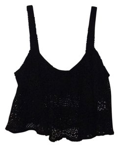 Decree Top Black