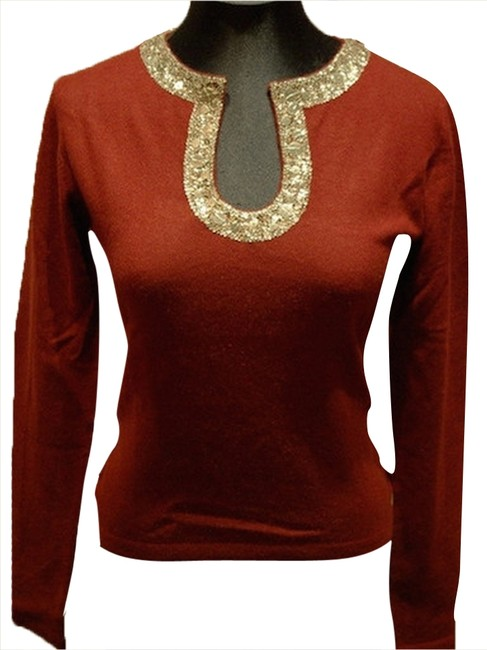 Armand Diradourian Cashmere Sequined Embellished Sweater