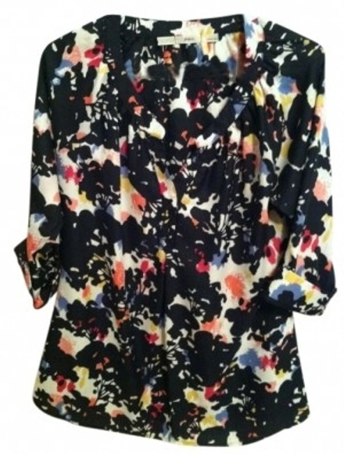 Gibson Top Floral