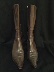 Prada Vintage Brown Boots