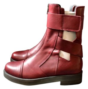 LD Tuttle Burgundy Boots