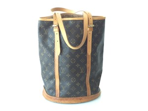 Louis Vuitton Vintage Gm Tote in Monogram