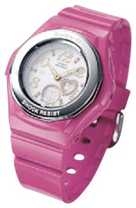 G-Shock CASIO KAWAII BABY G PINK Watch With White Dial (2008)