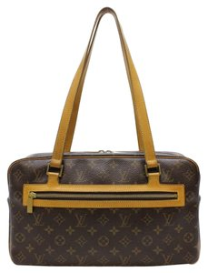 Louis Vuitton Cite Gm Monogram Crossbody Vintage Signature Classic Shoulder Bag