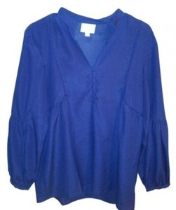 Greylin Top Royal Blue