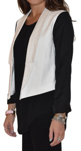 BB Dakota Black and white Blazer
