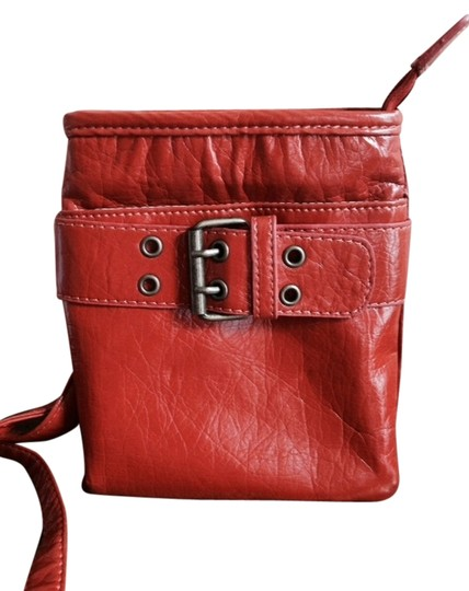 Preload https://item1.tradesy.com/images/shiraleah-adjustable-strap-metal-decorative-buckle-nylon-interior-with-a-couple-of-pockets-deep-oran-1271060-0-0.jpg?width=440&height=440