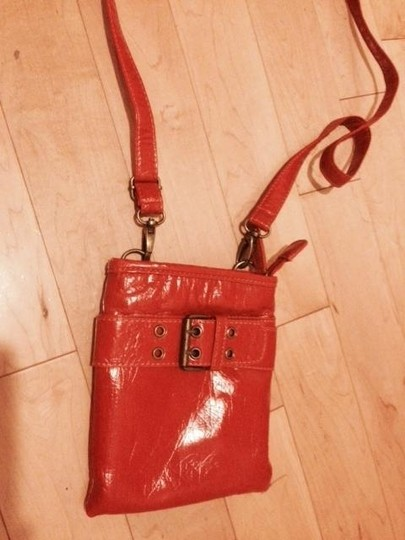 Shiraleah Adjustable Strap Metal Decorative Buckle Nylon Interior With A Couple Of Pockets Cross Body Bag
