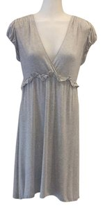 Max Studio short dress Grey on Tradesy