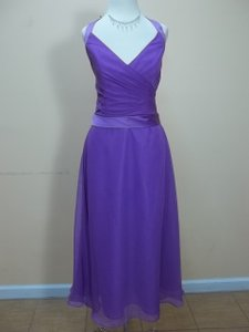 Impression Bridal Purple 1703 Dress