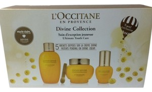L'Occitane L'OCCITANE En Provence ,Divine Collection ( Ultimate Youth Care ) 3 Pcs Exclusive Set ( Read description ) New in box !!!