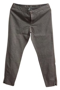 Brooklyn Industries Straight Pants Taupe
