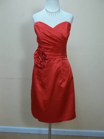 Preload https://item5.tradesy.com/images/impression-bridal-red-satin-20071-formal-bridesmaidmob-dress-size-12-l-1271319-0-0.jpg?width=440&height=440