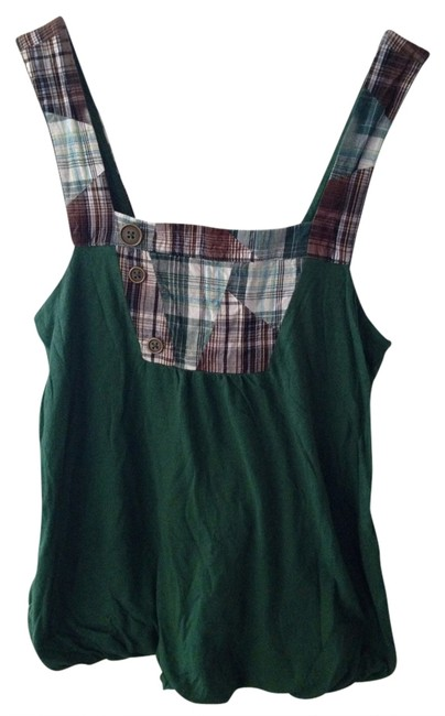 Ecote Top Green