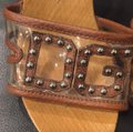 D&G wooden mules brown Mules Image 2