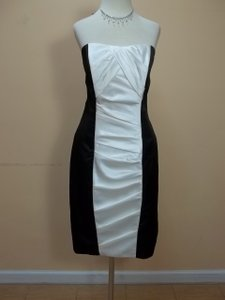 Impression Bridal Black/Ivory 20107 Dress