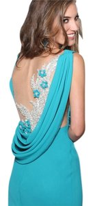 Tarik Ediz Pageant Evening Prom Dress