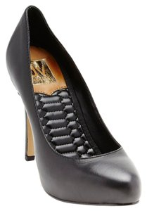 Dolce Vita Leather Dv Black Pumps