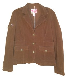Roxy Brown Blazer