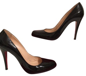 950c744a7aa4 Black Christian Louboutin Pumps - Up to 90% off at Tradesy