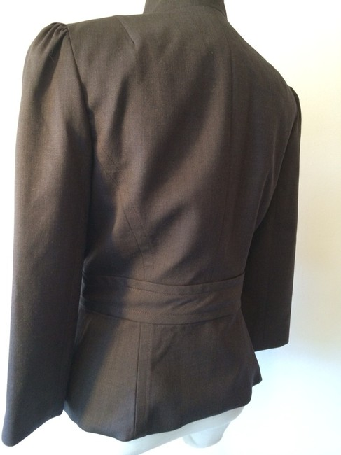 Trina Turk Brown Blazer