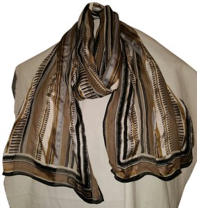 Jones New York Silk Jones New York Long Scarf