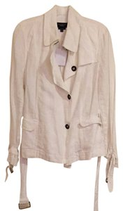 Talbots White Jacket