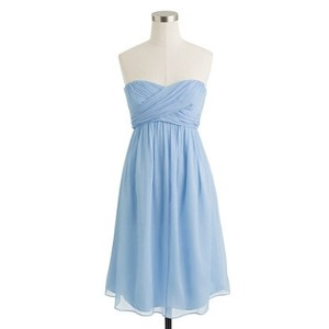 J.Crew Morning Sky 22775 Taryn Dress