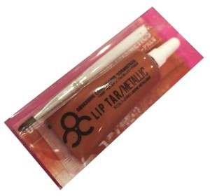 Obsessive Compulsive Cosmetics New Obsessive Compulsive Cosmetics Lip Tar Metallic & Brush In Authentic