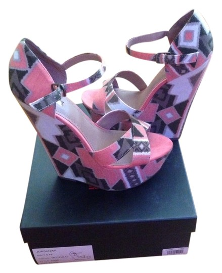 Preload https://item1.tradesy.com/images/wild-pair-coral-wedges-1271855-0-0.jpg?width=440&height=440