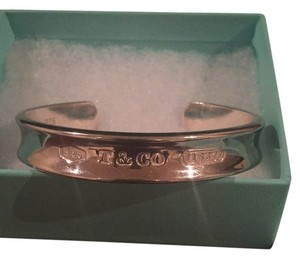 Tiffany & Co. Tiffany Cuff Bracelet