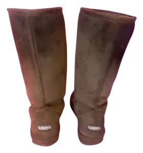 LAMO Warm Fuzzy Real Suede brown Boots